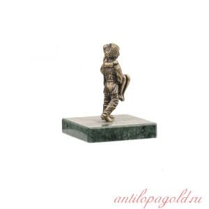 Статуэтка Знак зодиак Дева на камне
