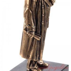 Статуэтка В.И. Ленин на подставке
