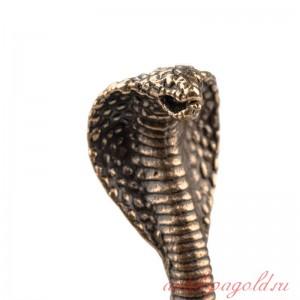 Статуэтка Змея(кобра). Большая