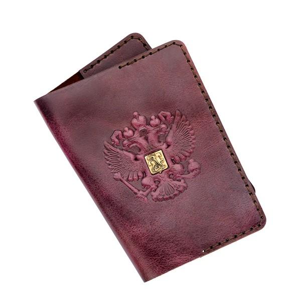 Обложка на паспорт Герб РФ