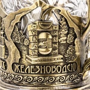 ПОДСТАКАННИК КМВ коллекционный сувенирный