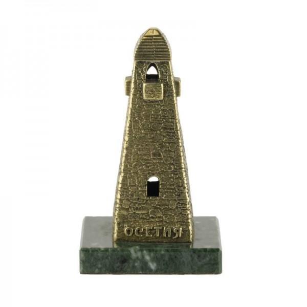 Башня Осетия на подставке