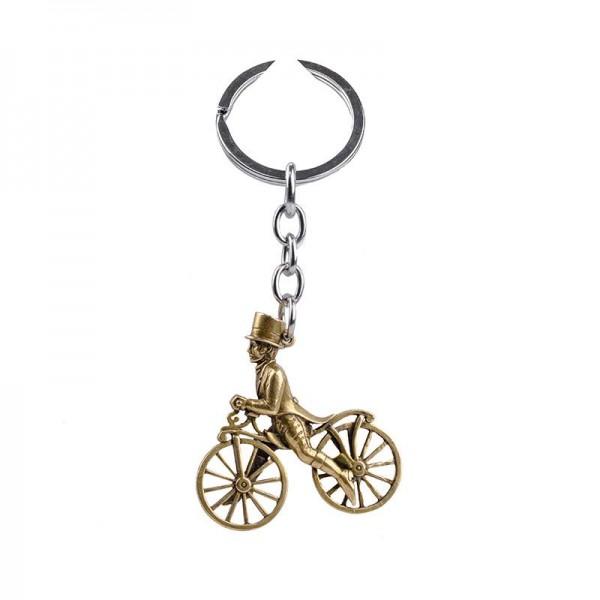 Брелок Велосипедист