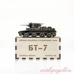 Танк БТ-7 1:35