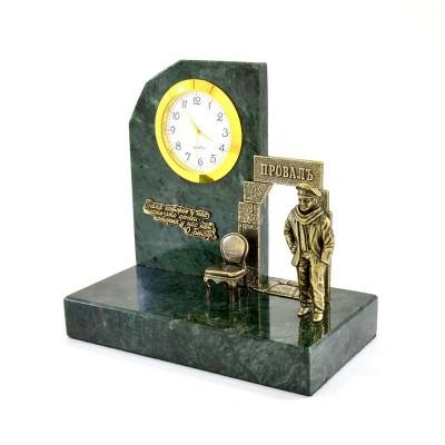 Часы Остап Бендер на Провале