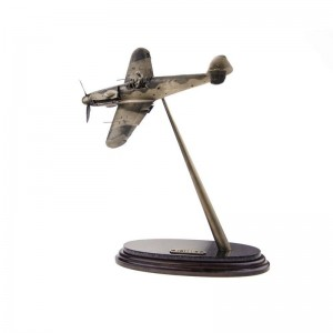 ДИОРАМА Messerschmitt Bf-109G-2 1/32