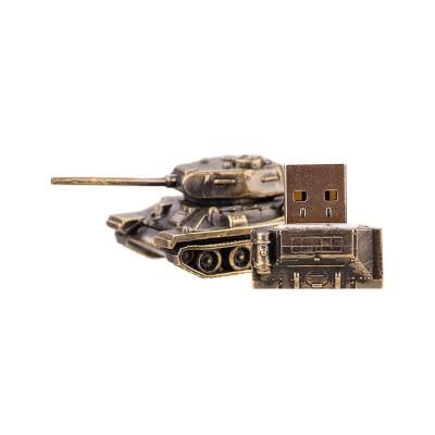 Флешка Танк Т-34/85