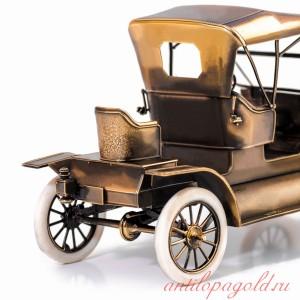 АВТОМОБИЛЬ FORD model T 1912г. 1/24