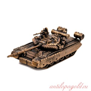 Танк Т-80 БВ. 1:72