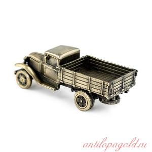 Советский грузовик Газ-АА
