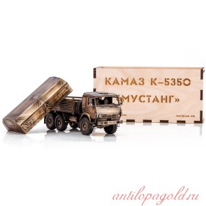 КАМАЗ К-5350 Мустанг 1/35