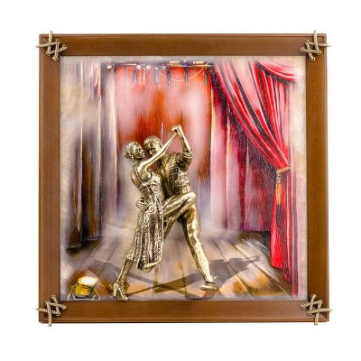 Картина Танго рисованная
