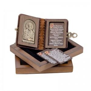Книга с молитвами Николай Чудотворец