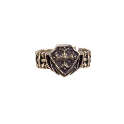 Кольцо Тайное общество. Тамплиер Ордена бедных рыцарей Христа