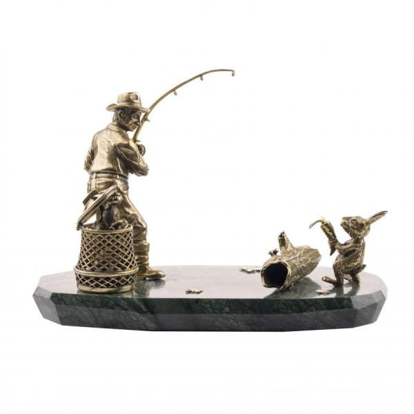 Композиция Рыбак