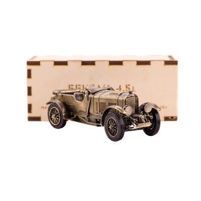 Модель автомобиля Bentley Blower (Бентли Блауэр) 1:24