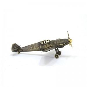 Модель истребителя Мессершмитт BF-109 F2(1:72)