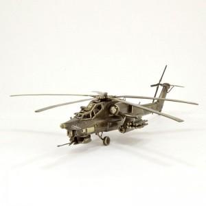Модель вертолёта МИ-28А(1:72)