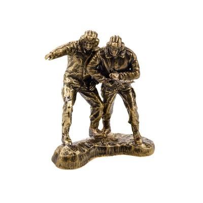 Набор солдатиков Танкисты(3шт, 1:35)
