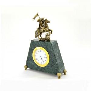 Настольные часы Георгий Победоносец