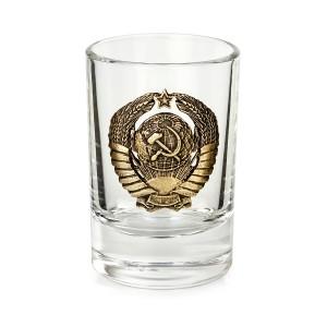 Коллекционная сувенирная рюмка СССР(1шт.)