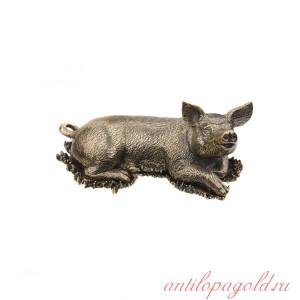 Статуэтка Свинья.Большая