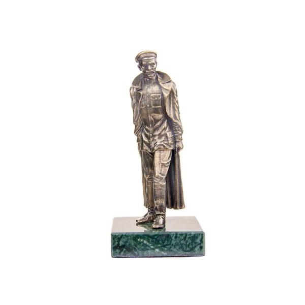 Статуэтка Ф.Э. Дзержинский. Большой на подставке
