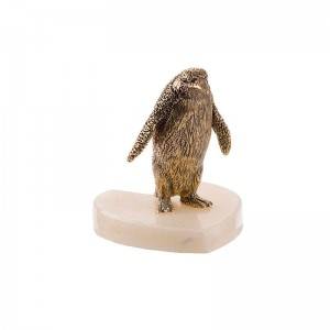 Статуэтка Пингвин на подставке