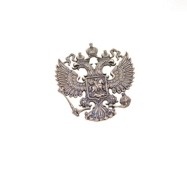 Сувенирный магнит Герб России 50мм