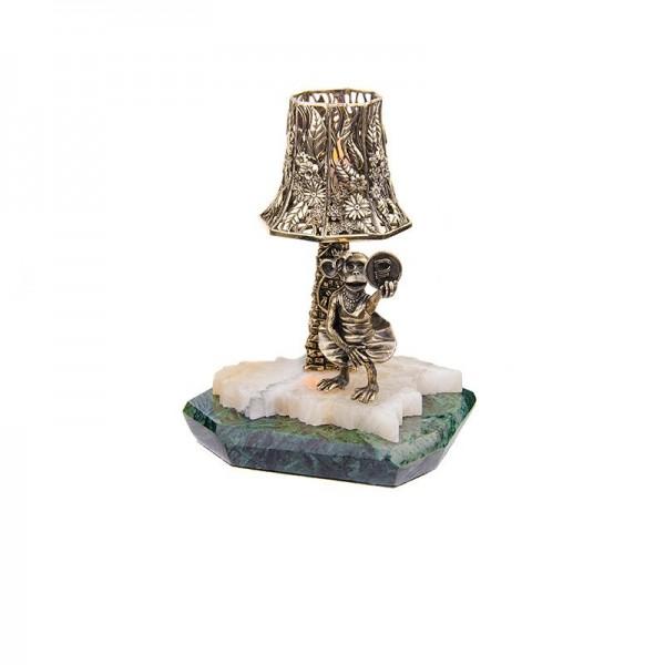 Светильник с башней Обезьяна Мерлин
