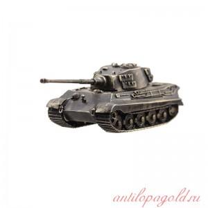 Танк Т-VIB Королевский тигр 1:72