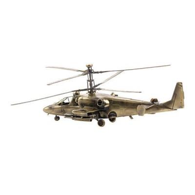 Вертолёт КА-52 Аллигатор(1:72)